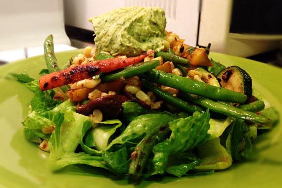 charred-veggie-salad