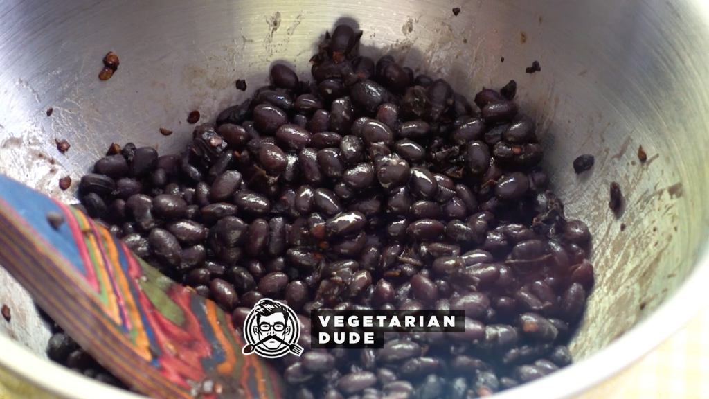 Spicy Instant Pot Black Beans - Vegetarian Dude